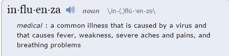 flu def