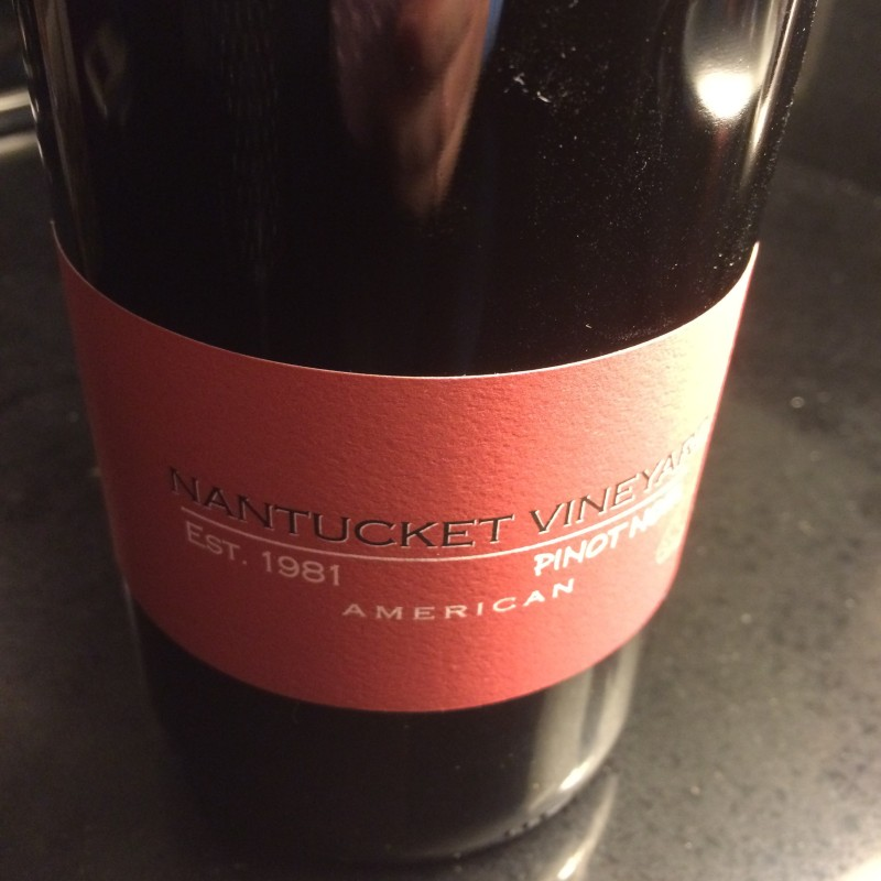 nantucket red wine