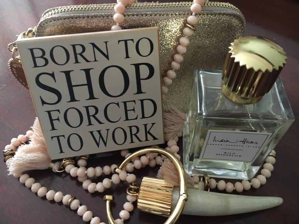 shop to work